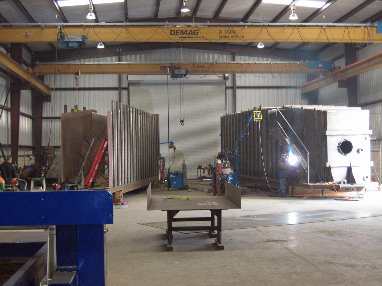 Liquid Storage Tanks Environmental Rental Equipment